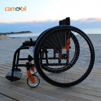 Active Wheelchair Black