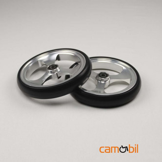 Wheel 4 inch Wheelchair camobil