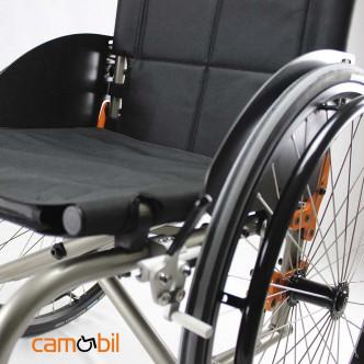 Silla de ruedas fabricante españa