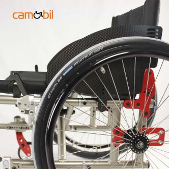 Custom wheelchair camobil