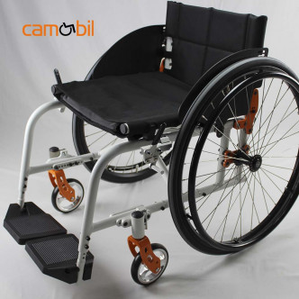 Tapicería silla ruedas Activa