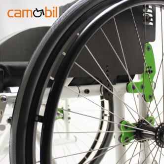"Rad 22 "" Rollstuhl"