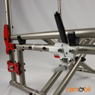 Tapicería silla ruedas