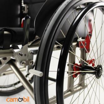 Guardaropa silla ruedas camobil