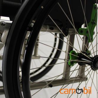 Rollstuhl angepasst camobil