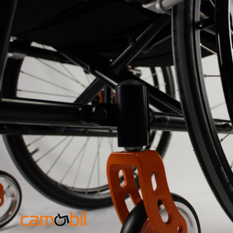 Aluminium-Rollstuhl